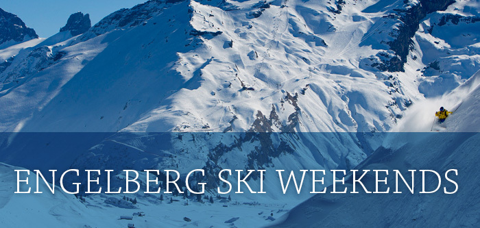 Engelberg ski weekends